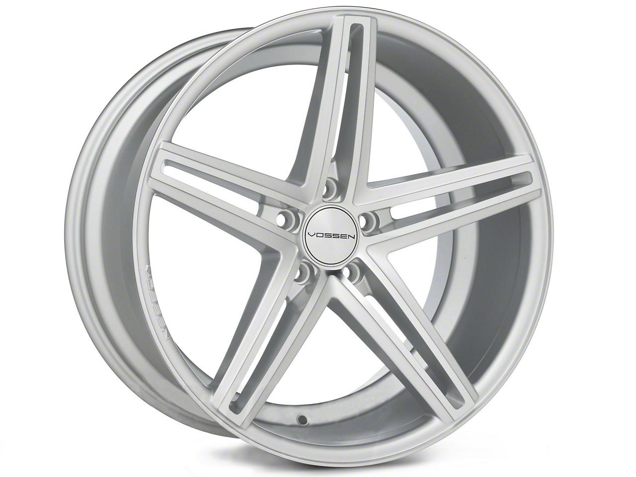 Vossen CV5 Silver Polished Wheel - 20x10.5 (05-14 All)