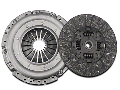 Exedy Mach 350 Stage 1 Clutch - Upgraded 26 Spline (Late 01-04 GT, Mach 1; 99-04 Cobra)