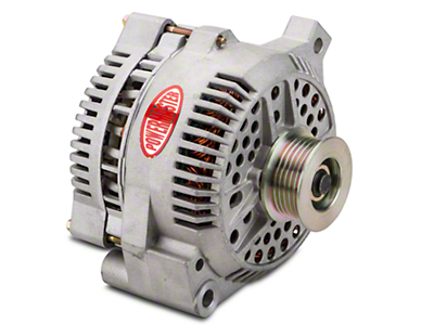Powermaster Alternator - 200 Amp (94-95 GT; 94-00 V6)