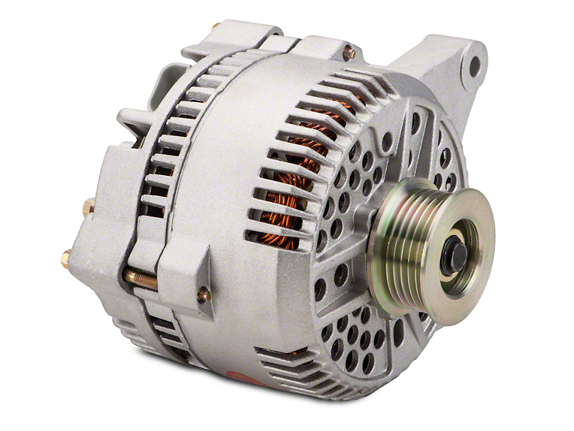 Powermaster Alternator - 200 Amp (96-98 GT)