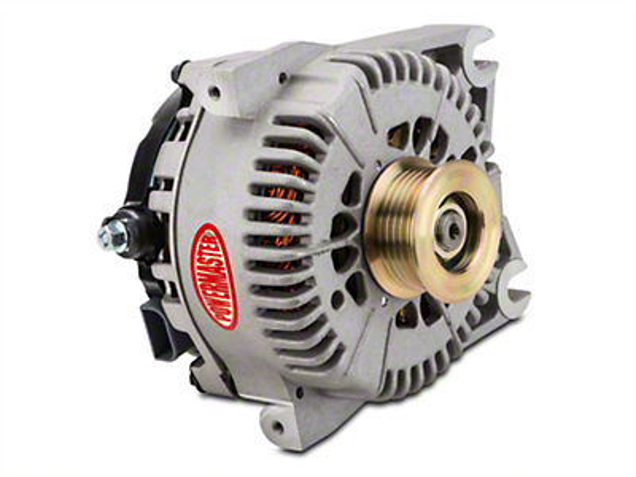 Powermaster Alternator - 200 Amp (96-01 Cobra; 03-04 Mach 1; 01 Bullitt)