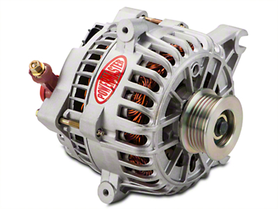 Powermaster Alternator - 225 Amp (05-08 GT)