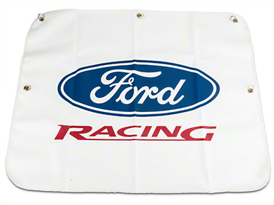Ford Racing Tire Shade