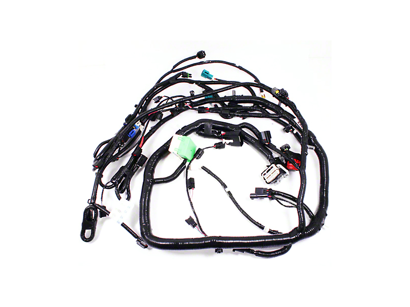 Ford Performance Control Pack Engine Harness M-12B637