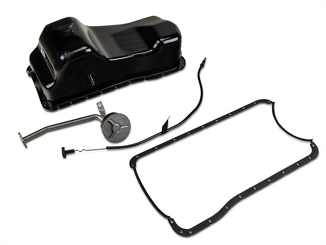Ford Racing 460 Engine Swap Oil Pan Kit (79-95)