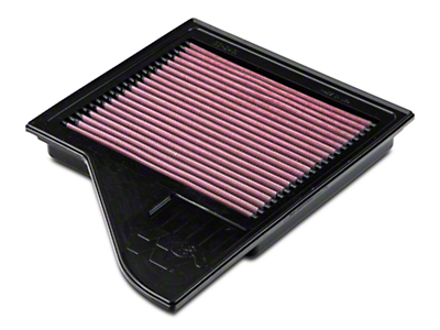 Ford Racing K&N Drop-In Replacement Air Filter (10-14 GT; 11-14 V6)