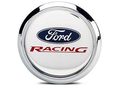Ford Racing Center Cap (05-14 All)