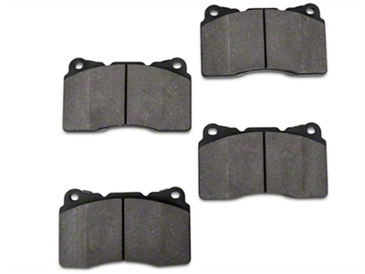 StopTech Street Performance Low-Dust Composite Brake Pads - Front (07-12 GT500; 12-13 Boss 302; 11-14 GT Brembo)