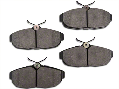 StopTech Street Performance Low-Dust Composite Brake Pads - Rear (05-10 All)