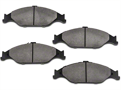 StopTech Street Performance Low-Dust Composite Brake Pads - Front (99-04 GT, V6)