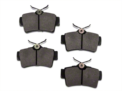 StopTech Street Performance Low-Dust Composite Brake Pads - Rear (94-04 GT, V6)