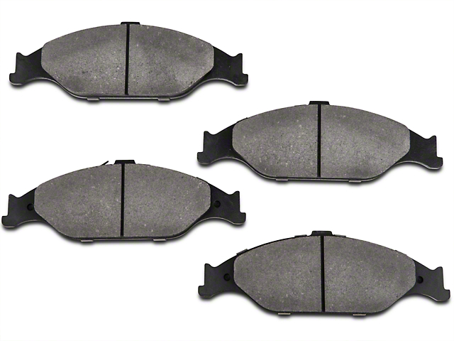 StopTech Street Performance Low-Dust Composite Brake Pads - Front (87-93 5.0L)