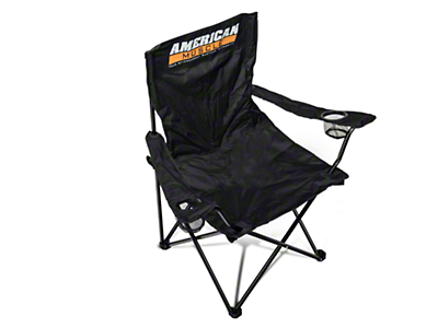 AmericanMuscle Folding Chair