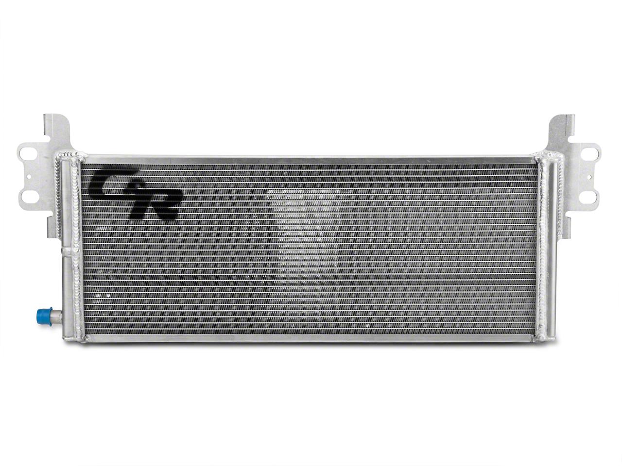 C&R Racing Dual Pass Heat Exchanger w/ Dual Fans (07-14 GT500)