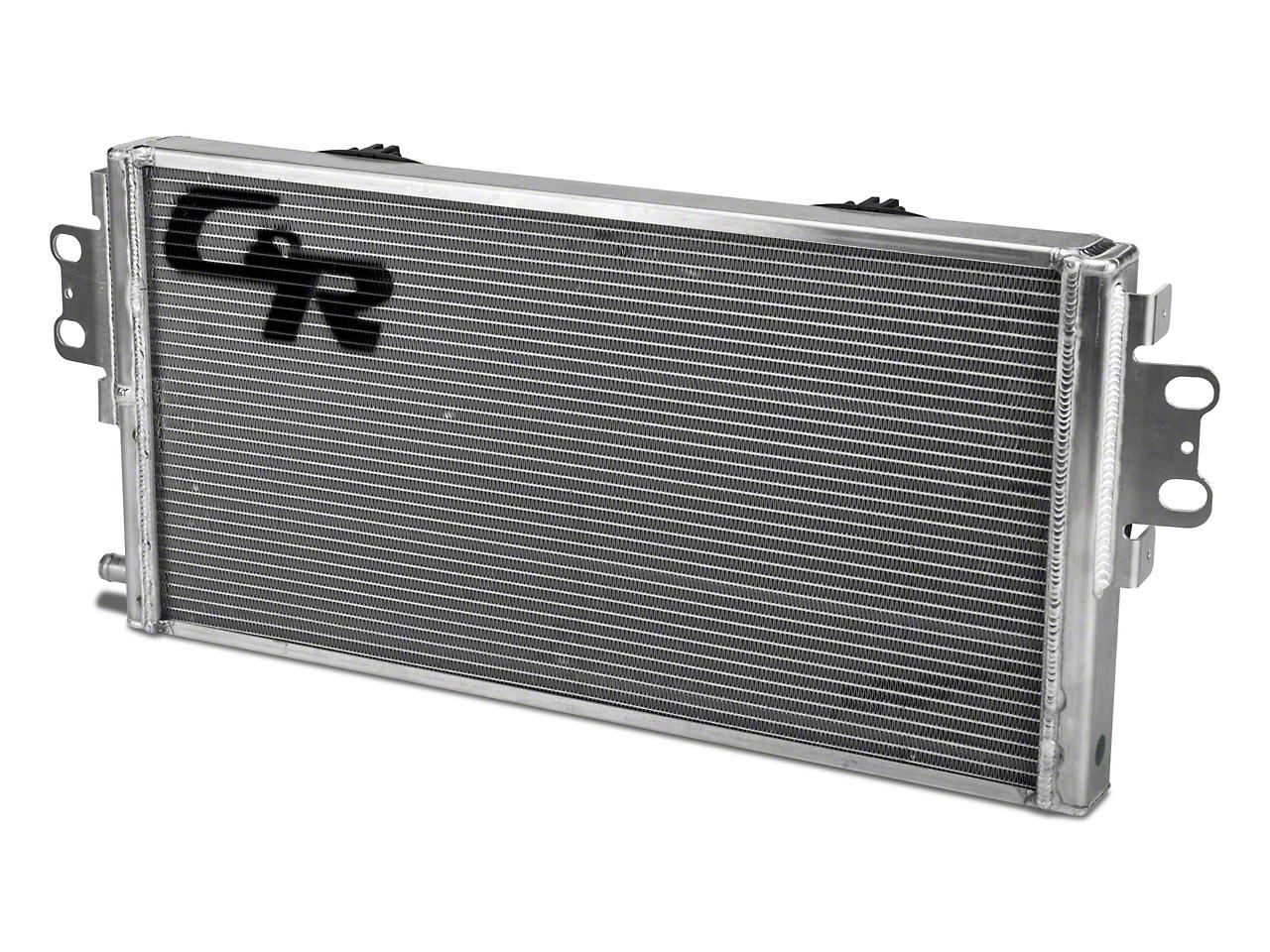 C&R Racing Heavy Duty Dual Pass Heat Exchanger w/ Dual Fans (07-14 GT500)