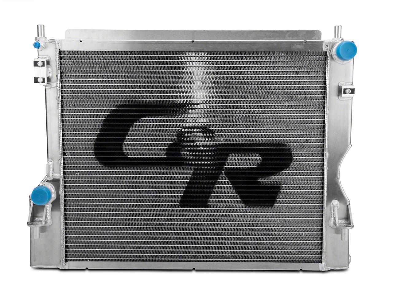 C&R Racing High Capacity Performance Radiator (05-10 GT)