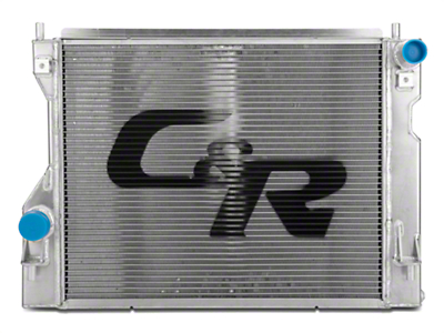 C&R Racing High Capacity Performance Radiator (07-14 GT500)