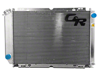 C&R Racing High Capacity Performance Radiator (79-93 5.0)