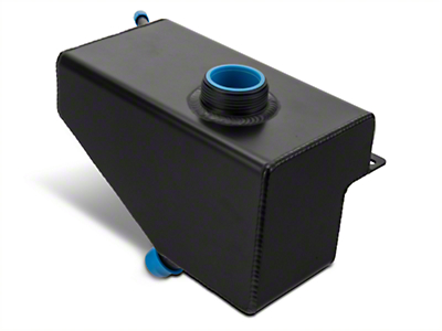 C&R Racing Coolant Overflow Tank - Black (07-12 GT500)