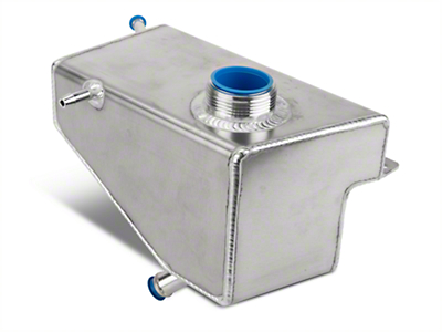 C&R Racing Coolant Overflow Tank (12-13 BOSS)