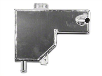 C&R Racing Supercharger Coolant Expansion Tank Reservoir (07-12 GT500)