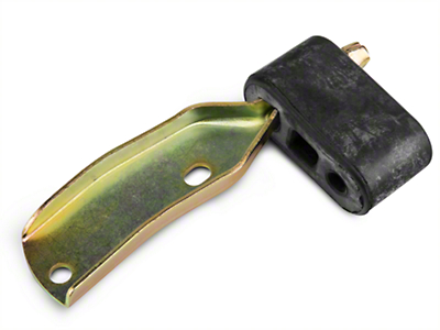 Tail Pipe Hanger w/ Rubber Insulator - Right Side (86-98 All)