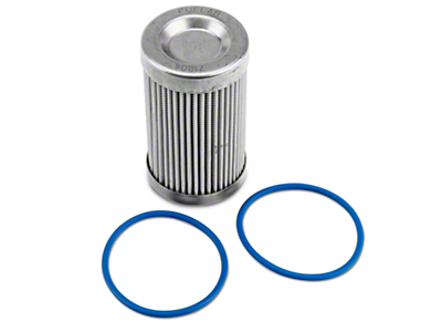 Fuelab Fuel Filter Replacement Element - 6 micron Micro-Fiberglass (86-16 All)