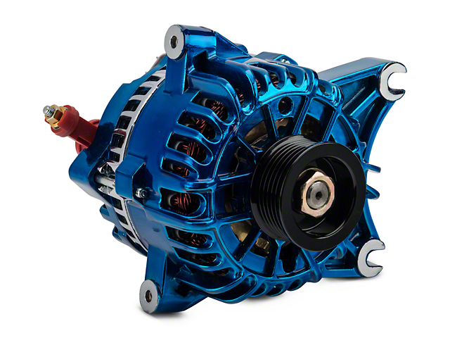 PA Performance Alternator - 130 Amp - Blue (99-04 GT)