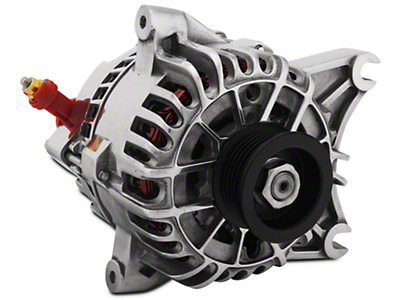 PA Performance Alternator - 130 Amp - Polished (99-04 GT)