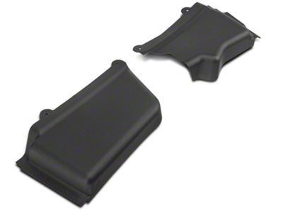 Battery & Master Brake Cylinder Cover Kit (07-09 GT500)
