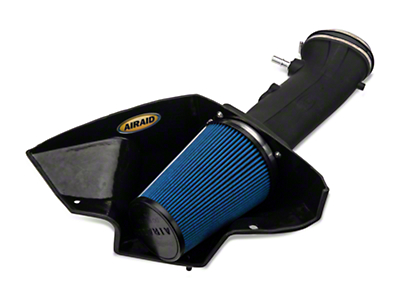 Airaid Cold Air Intake - SynthaMax Dry Filter (07-09 GT500)