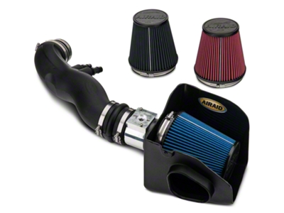 Airaid Cold Air Intake - SynthaMax Dry Filter (99-04 GT)