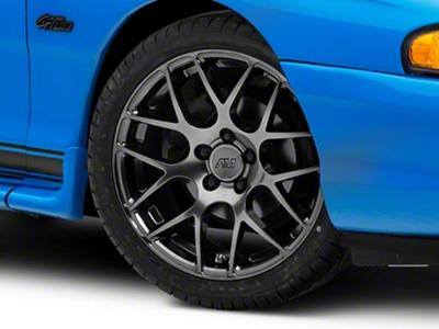 AMR Dark Stainless Wheel - 18x8 (94-04 All)