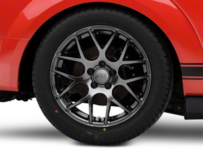 AMR Dark Stainless Wheel - 18x10 (05-14 All)