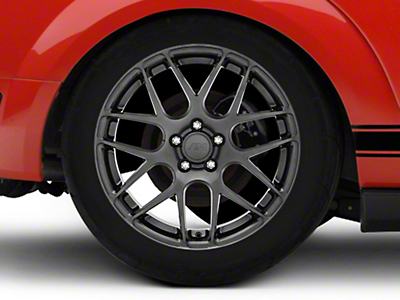 AMR Dark Stainless Wheel - 19x10 (05-14 All)