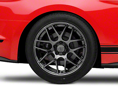 AMR Dark Stainless Wheel - 19x10 (15-16 All)