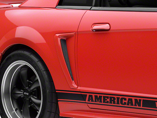 Ford Quarter Panel Side Scoop - Right Side - Unpainted (99-00 GT; 99-04 V6)