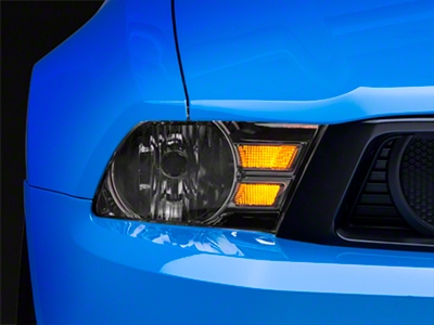 Chrome Euro Style Headlight (10-12 All)