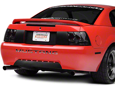 Smoked Euro Tail Lights (99-04 All; Excluding 99-01 Cobra)