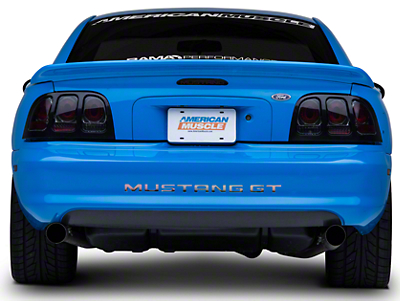 Smoked Euro Tail Lights (96-98 All)