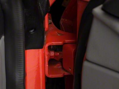 Ford Upper Door Hinge - Left Side/Right Side (94-04 All)