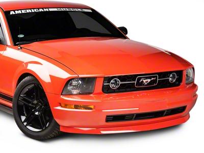 Mustang V6 Chin Spoiler - Pre-painted (05-09 V6)