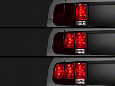 Raxiom Sequential Tail Light Kit - Plug-in (05-09 All)