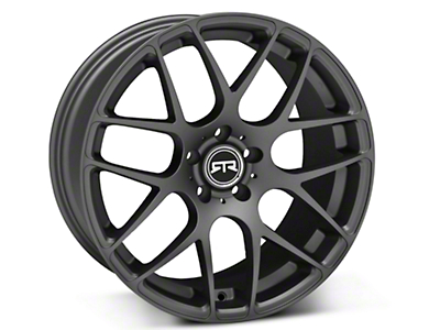 Charcoal RTR Custom Wheel - 19x9.5 (05-14 All)