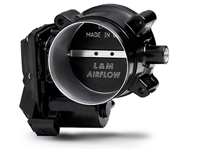 L&M 82mm Throttle Body (11-13 5.0L)