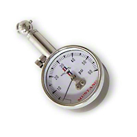 Tire Pressure Gauge - Tri-Bar Logo