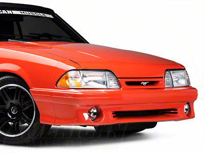 SVT Cobra Grille Insert - Unpainted (87-93 All)