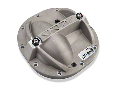 Differential Cover - 8.8 in. (86-14 GT, Mach 1; 07-12 GT500; 93-98 Cobra; 11-14 V6)
