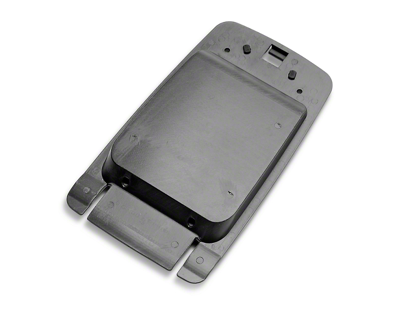 Scott Drake Center Console Arm Rest Pad Trim Panel Base (87-93 All)