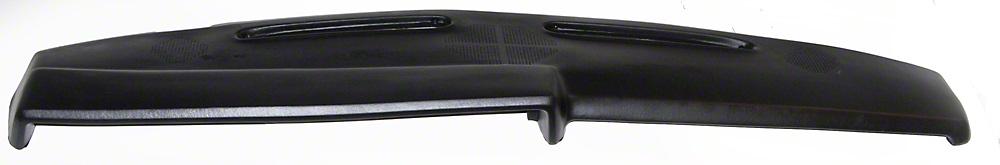 Dash Pad Cover - Black (79-86 All)